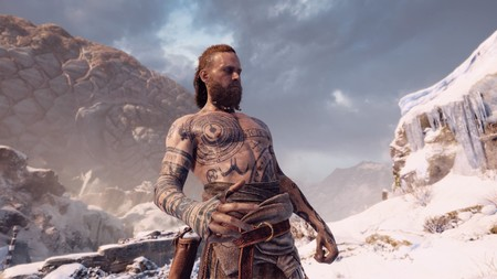 God of War esconde muchos secretos, como este personaje que le hace una rotunda peineta a Kratos fuera de cámara