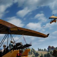 PUBG se pasa a los vehículos voladores en su último experimento