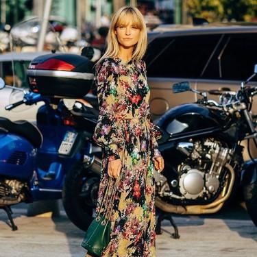11 vestidos largos de estilo bohemio de las rebajas de Asos (con hasta un 70% de descuento) ideales para llevar durante el día en invierno