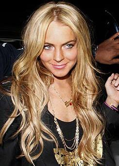 Lindsay Lohan se pasa al bando de las rubias