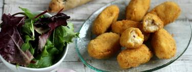Croquetas de jamón ibérico y huevo duro, la receta clásica que nunca falla