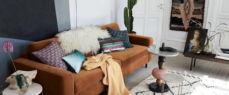 Decorar el sal n d nde colocar la televisi n y las - Zara home alfombras rebajas ...