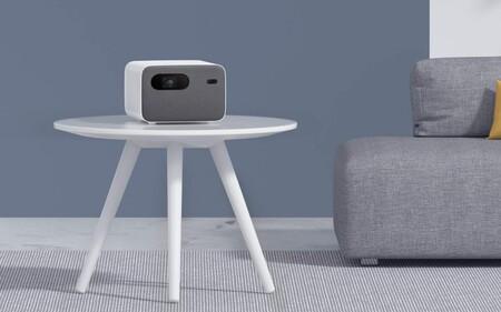 Xiaomi presenta el Mi Smart Projector 2 Pro, un proyector portátil Full HD con HDR10, Android TV y hasta 120 pulgadas