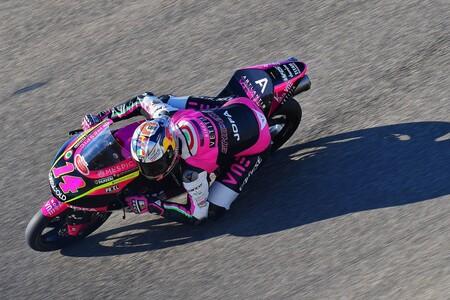 Arbolino Valencia Moto3 2020