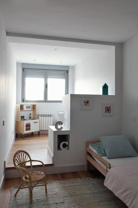 Vivienda En Las Tablasmueble De Obra Dormitorio Diseno