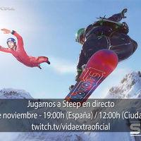 Jugamos en directo a Steep a las 19:00h (las 12:00h en Ciudad de México) [finalizado]