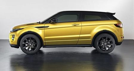 """Range Rover Evoque """"Sicilian Yellow"""", debut oficial en el Salón de Barcelona"""