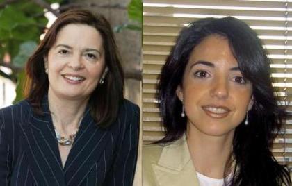 Cristina Mendia y María Jesús Valdemoros Erro, Premios Alares® 2008