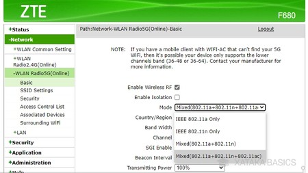 Config Router