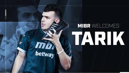 Tarik abandona Cloud9 para fichar por el equipo de MiBR