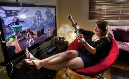 Women Play Video Games