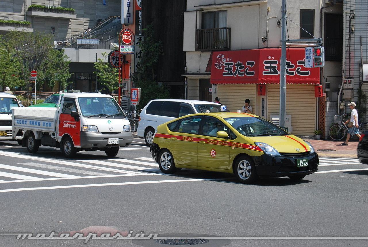 Coches en Japón (2012)