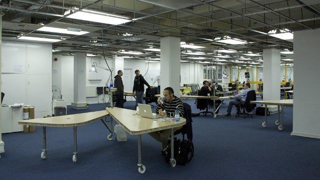 Espacios de co-working como fórmula de mejorar la productividad de autónomos