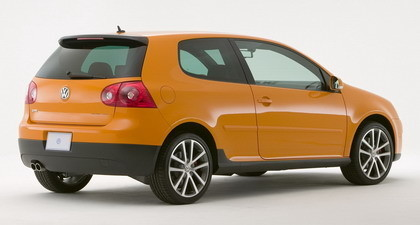 Volkswagen Golf GTi Farenheit Edition