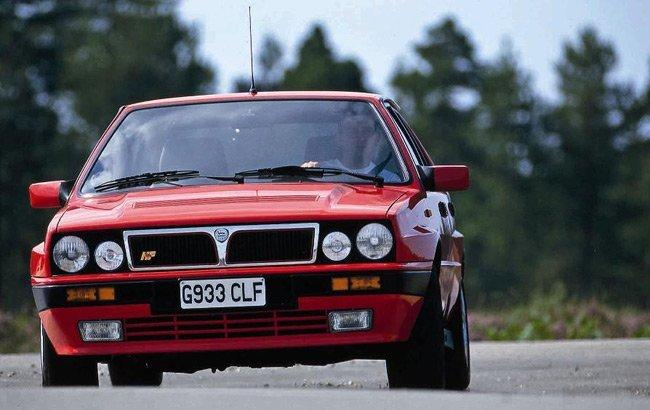 Lancia Delta Intregrale HF