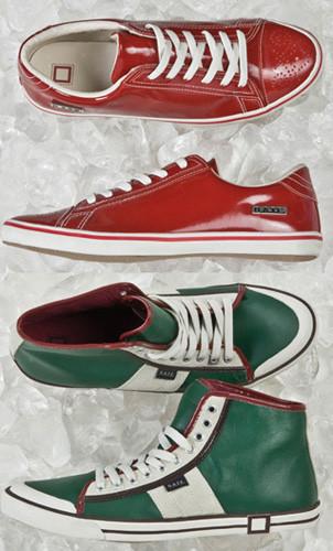 Nuevas zapatillas D.A.T.E., retro puro