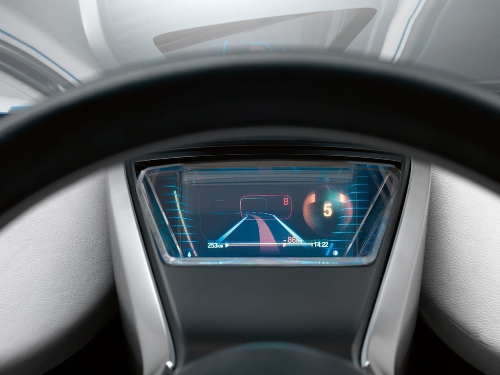 Foto de BMW Vision EfficientDynamics 2009 (50/92)