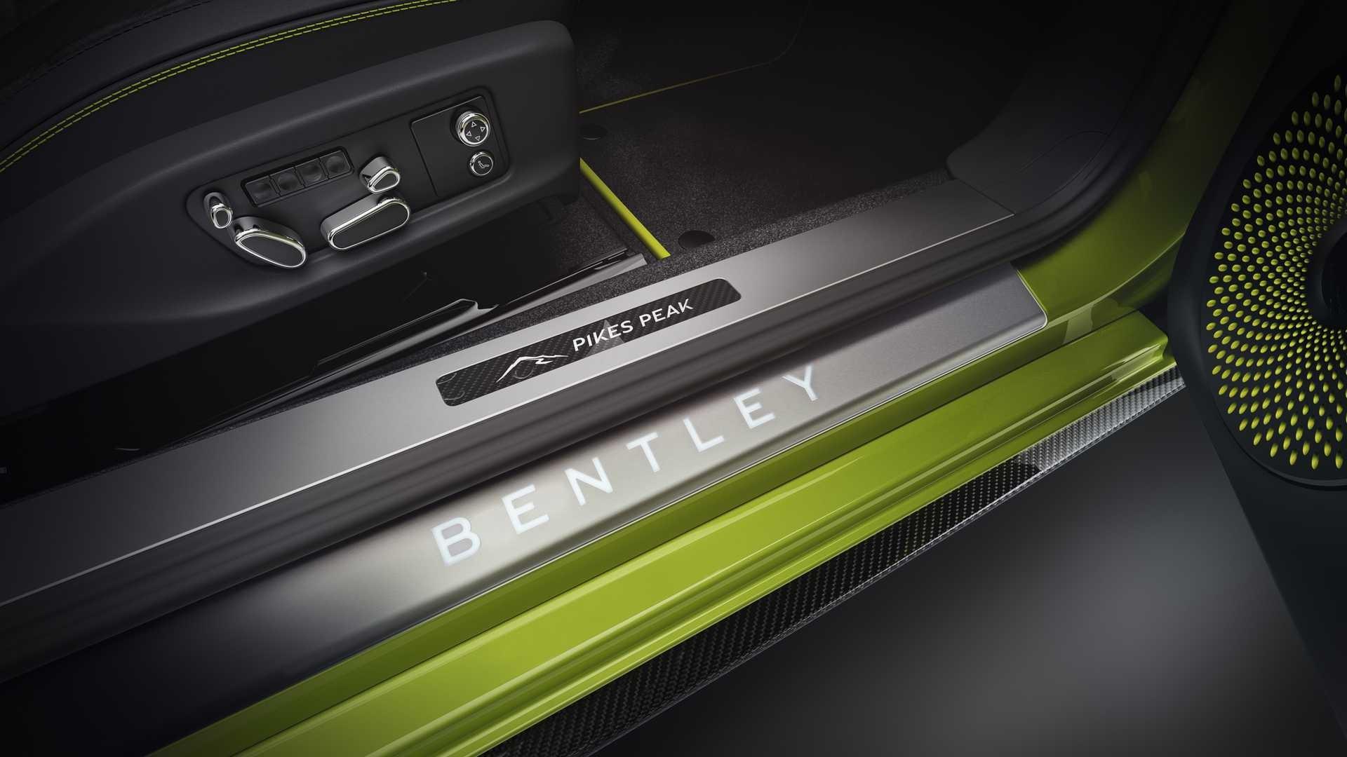 Foto de Bentley Continental GT Pikes Peak Special Edition (11/12)