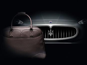 Salvatore Ferragamo y Maserati