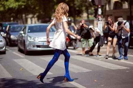 ¿Son las maxi botas de látex de Dior un must?, las celebrities (y Chiara) opinan que sí