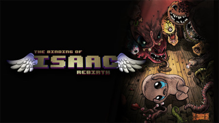 ¡Muchos lo pidieron! The Binding of Isaac: Rebirth llegará en julio a Wii U y New 3DS