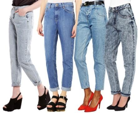 mom jeans opciones