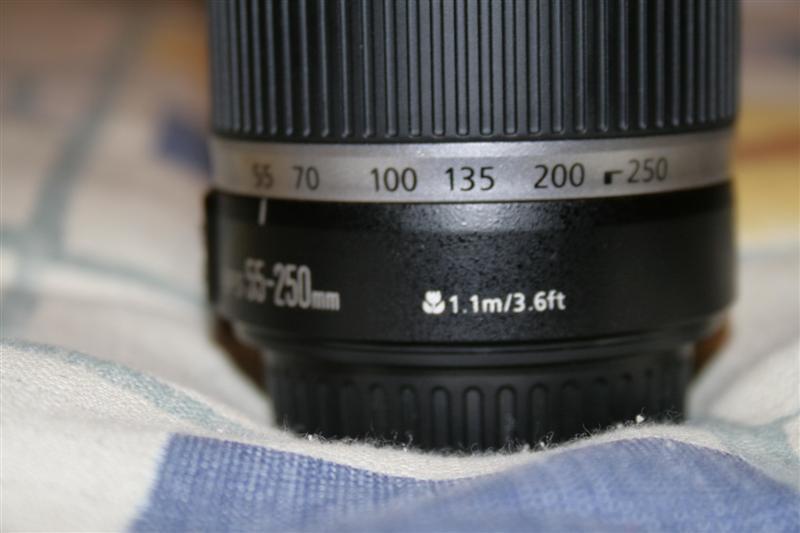 Foto de Canon EF-S 55-250mm f/4-5.6 IS (12/29)