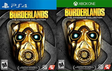 Se Anuncia Borderlands The Handsome Collection Solo Para Ps4 Y Xbox One 01