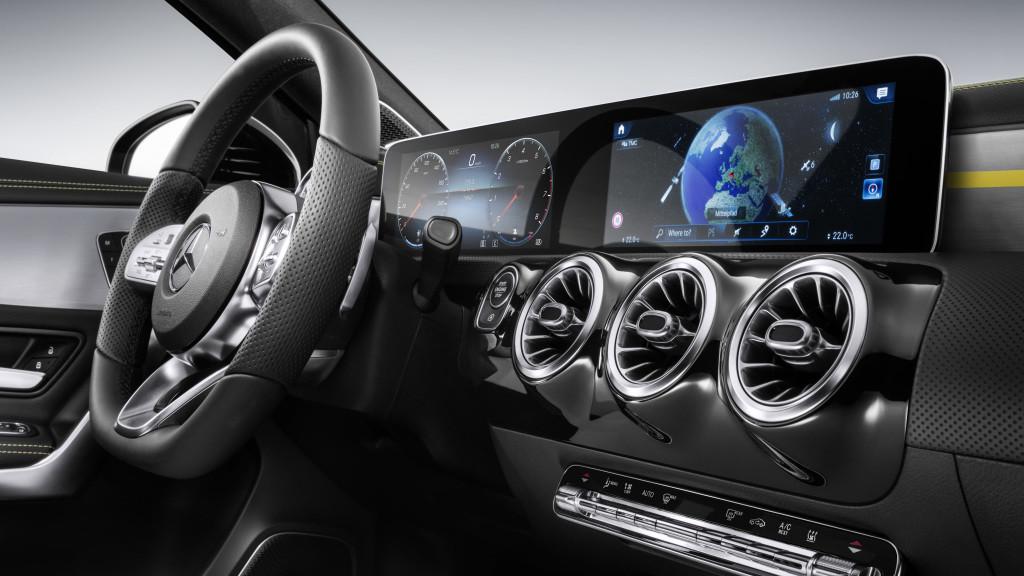 Foto de Interior de Mercedes-Benz Clase A (1/4)