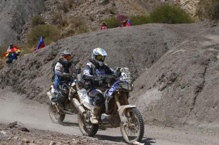 Urquia Etapa5 Dakar2016