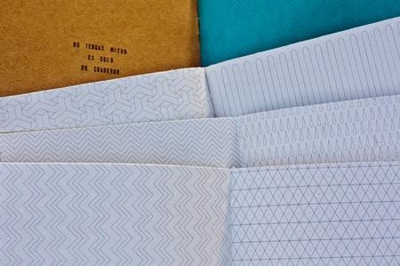 Los cuadernos de Finkblocs para estimular la creatividad