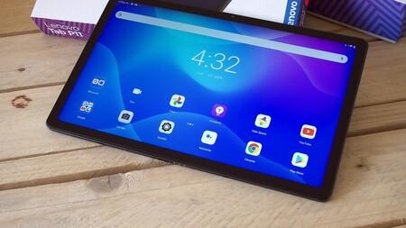 El precio de la potente tableta Lenovo Tab P11 Pro OLED con Snapdragon 730G se desploma en Amazon, a menos de 400 euros