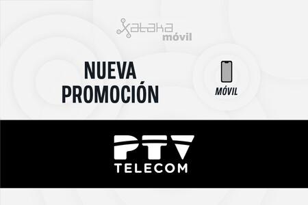 PTV Telecom sube la apuesta este verano y regalará gigas infinitos por 1 euro más al mes