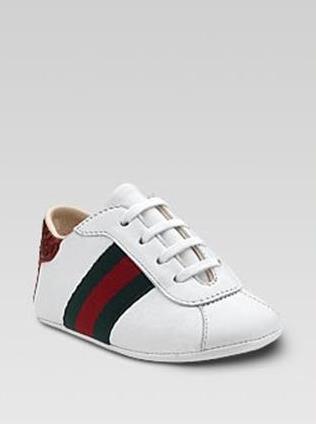 Zapatos Gucci para bebés, Primavera-Verano 2010