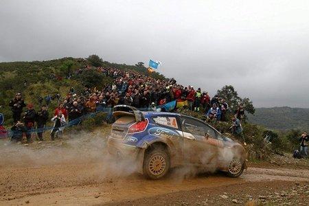 Rally de Portugal 2012: Petter Solberg vuelve a ser cuarto