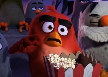 Los Angry Birds vuelan de la consola a la pantalla de cine
