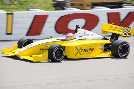 La cantera: Adrián Campos se acerca a los mejores en las Indy Lights