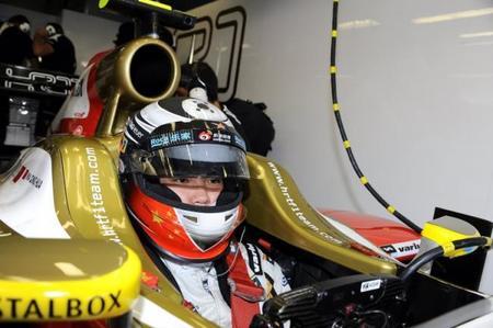 Ma Qing Hua también estará en la primera sesión de entrenamientos del Gran Premio de Singapur