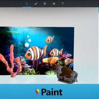 Microsoft apuesta por la creación en 3D en lo que debe ser la nueva versión de Paint