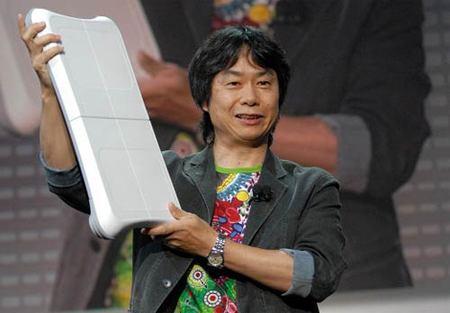 Shigeru Miyamoto - Wii Fit