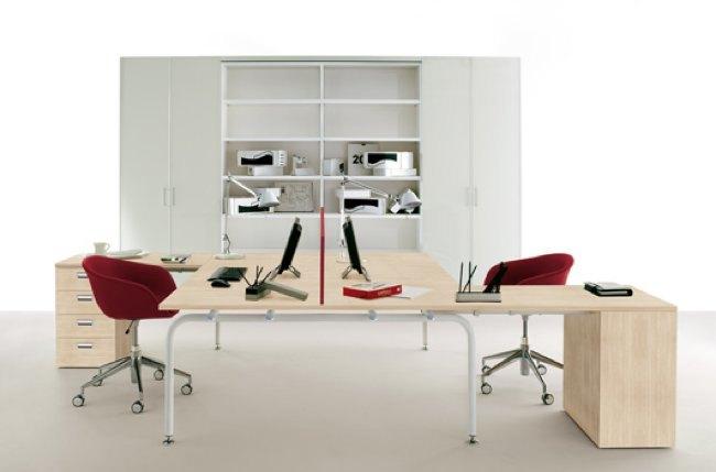 Foto de Coleccion Shi de escritorios para oficinas (1/6)