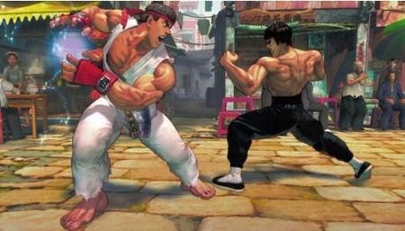 'Street Fighter IV': Dan y Fei Long se muestran