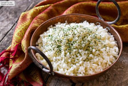 Receta de arroz pilaw o pilaf al estilo turco, la guarnición perfecta para todo tipo de carnes y pescados