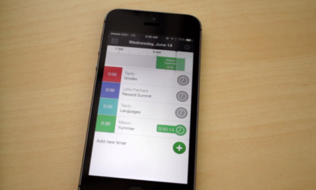 Hours, registra tu tiempo y aprende a ser más productivo sólo con un iPhone