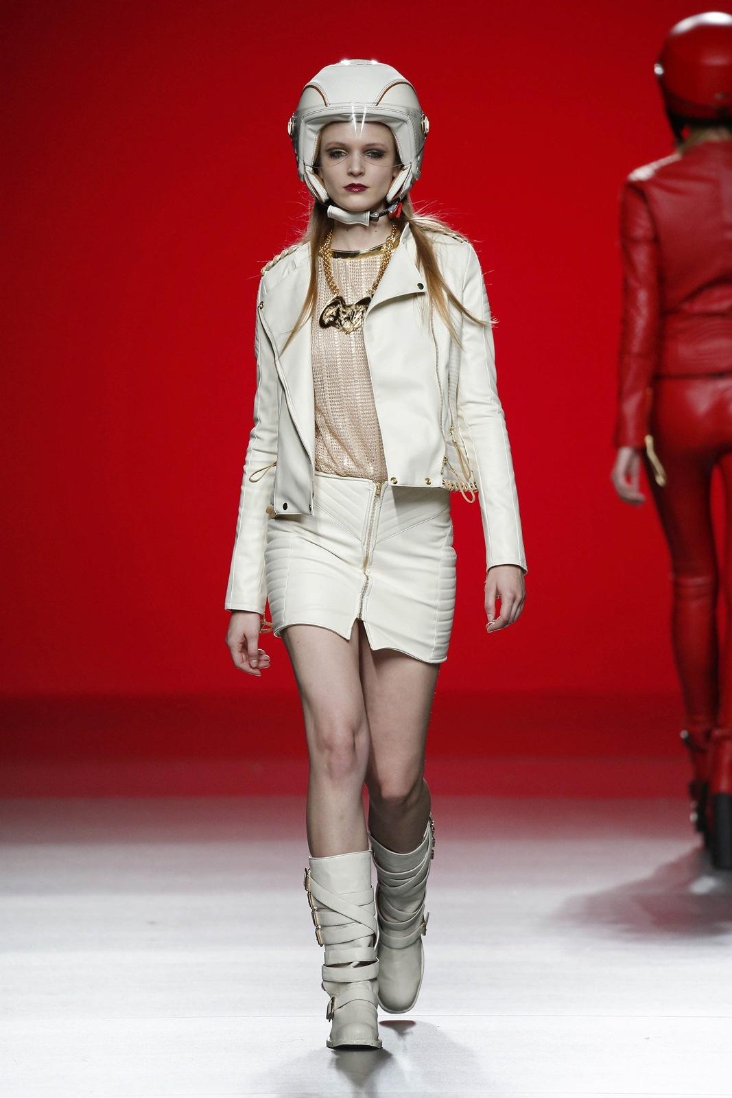 Foto de NZI y Maya Hansen en la Mercedes-Benz Fashion Week, Madrid (1/6)