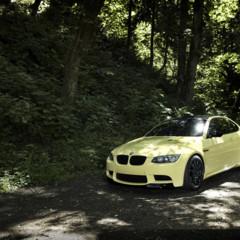 Foto 4 de 21 de la galería bmw-m3-ind-dakar-yellow en Motorpasión