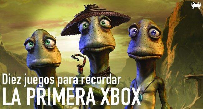 Diez juegos para recordar la Xbox