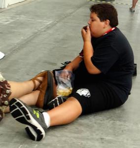 Según el último estudio de la fundación Thao prevalece el exceso de peso entre los menores en edad escolar