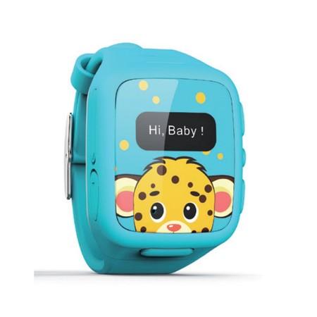 Ksix Kidsafe Watch Reloj Telefono Gps Infantil Azul