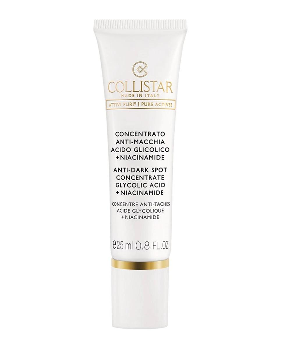 Concentrado anti manchas con ácido glicólico y niamicida de Collistar